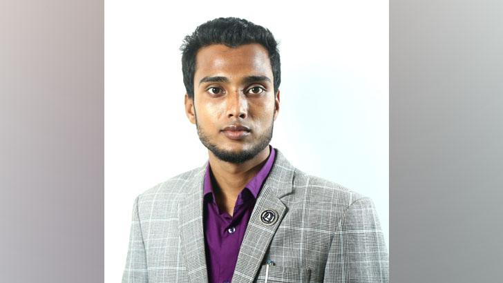 উপজেলা ছাত্রলীগের সভাপতি সাহাব উদ্দিন সাবেল