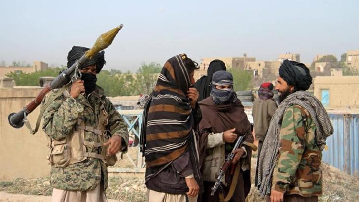 আফগানিস্তানের আরও চার জেলার নিয়ন্ত্রণ নিল তালেবান