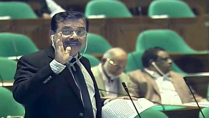 বিএনপির সংসদ সদস্য হারুনুর রশীদ