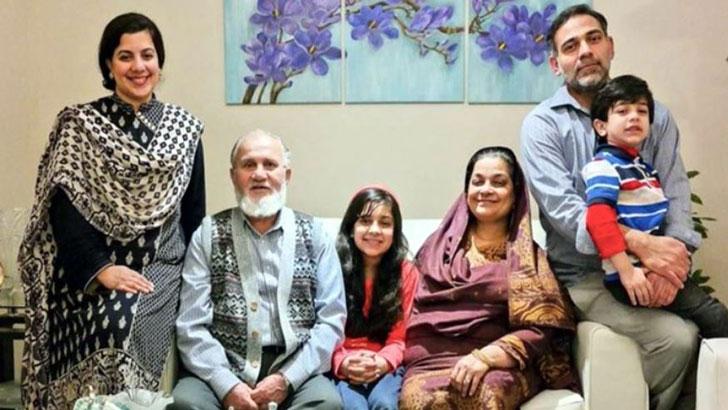 মুসলিম পরিবারের ৪ সদস্যকে ট্রাকচাপা দিয়ে হত্যা করল বর্ণবিদ্বেষী চালক