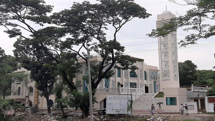 মানিকগঞ্জের শিবালয়ে উদ্বোধন হচ্ছে দৃষ্টিনন্দন মডেল মসজিদ