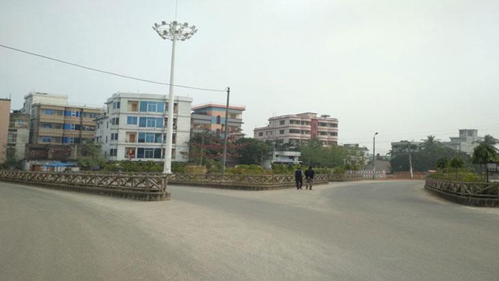 রাজশাহী মহানগর লকডাউন