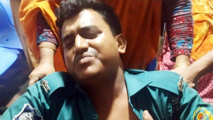 চট্টগ্রামে মাদকবাহী গাড়ির ধাক্কায় এএসআই নিহত