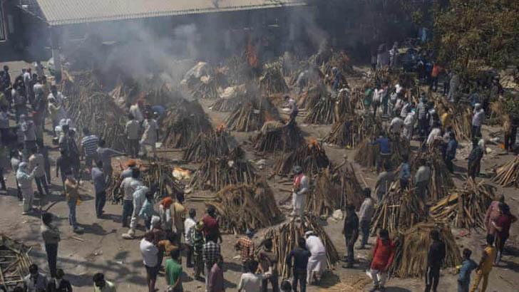 ভারতে কমেছে করোনায় মৃত্যু-সংক্রমণ