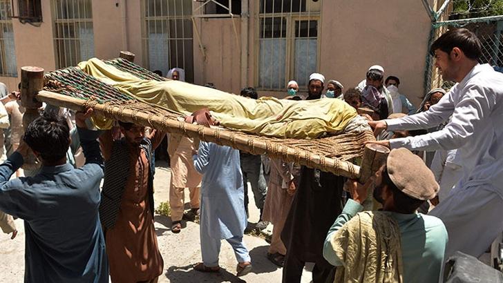 আফগানিস্তানে ৫ পোলিও টিকাকর্মীকে গুলি করে হত্যা