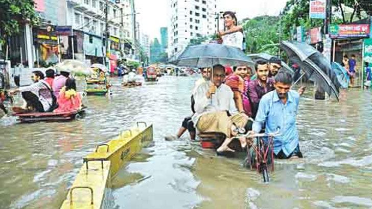 চট্টগ্রাম শহরের জলাবদ্ধতা নিরসনে সমন্বিত ও কার্যকর পদক্ষেপ চাই