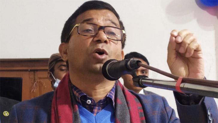 বাংলাদেশকে এগিয়ে নিয়ে যাচ্ছেন শেখ হাসিনা: এনামুল হক শামীম