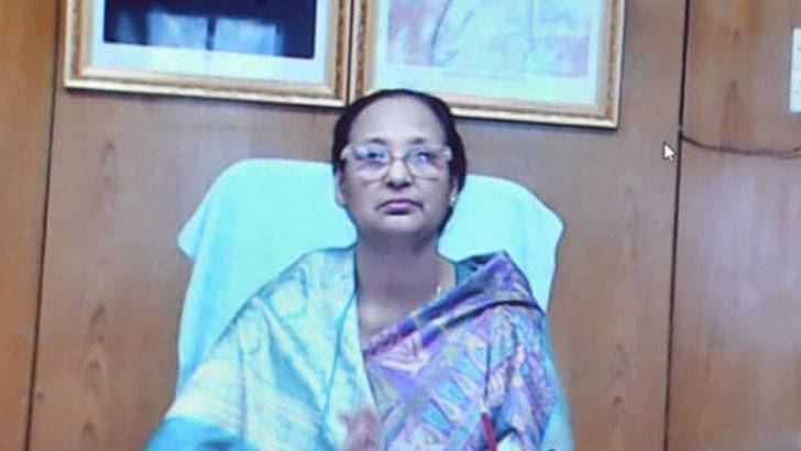 মহিলা ও শিশু বিষয়ক প্রতিমন্ত্রী ফজিলাতুন নেসা ইন্দিরা এমপি।