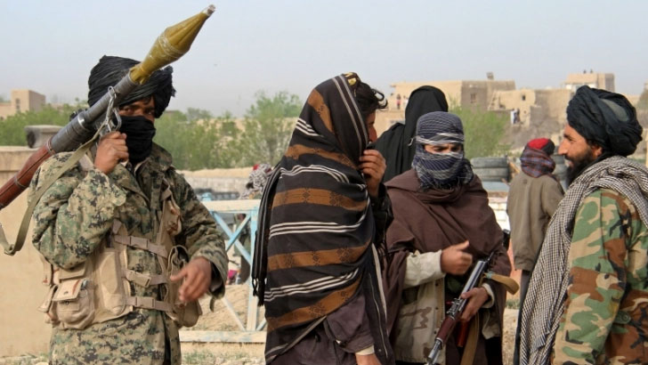 মাত্র এক সপ্তাহের ব্যবধানে আফগানিস্তানের পাকতিয়া প্রদেশের নয়টি জেলা দখল করে নিয়েছে তালেবান
