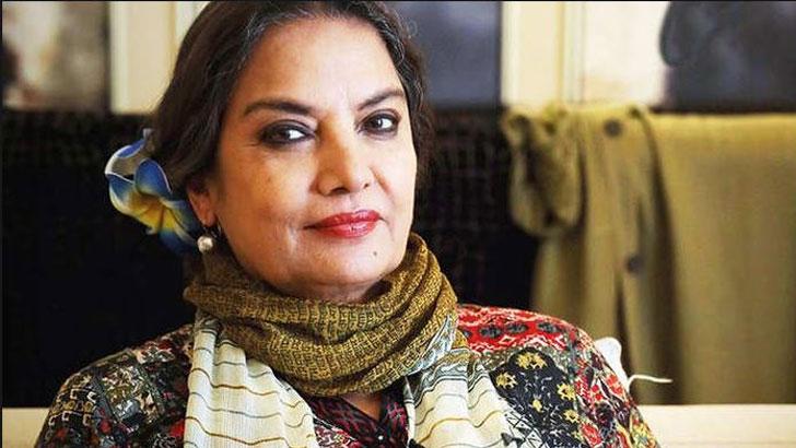 শাবানা আজমি।