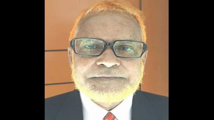 এম শাহজাহান মন্টু
