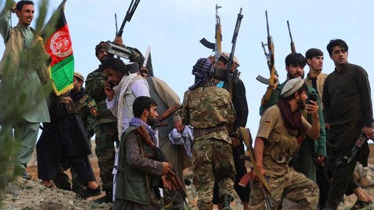 তালেবানের ভয়ে তাজিকিস্তানে পালাল ৩০০ আফগান সেনা