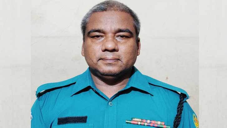 নৌপুলিশ সদস্য  মো. জামাল উদ্দিন।