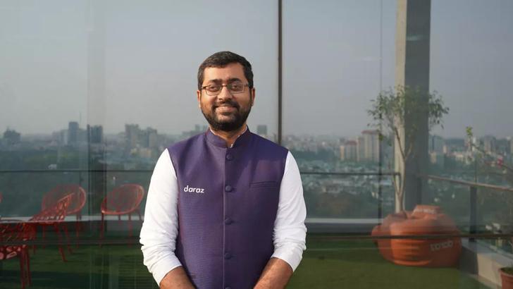 দারাজ বাংলাদেশের ব্যবস্থাপনা পরিচালক সৈয়দ মোস্তাহিদল হক