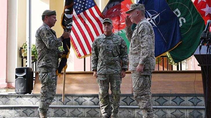 পদত্যাগ করলেন আফগানিস্তানে নিযুক্ত শীর্ষ মার্কিন কমান্ডার