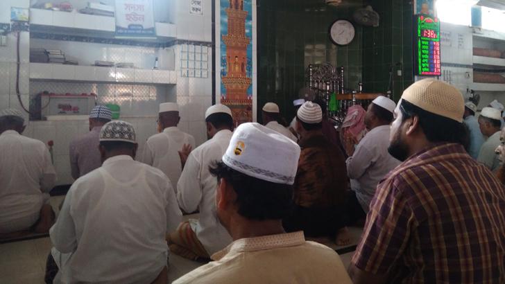 যমুনা গ্রুপের প্রতিষ্ঠাতা নুরুল ইসলামের মৃত্যুবার্ষিকীতে দাগনভূঞায় দোয়া মাহফিল