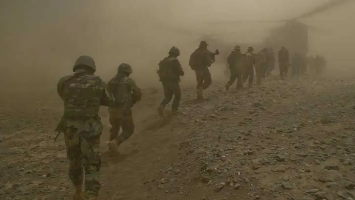 আফগান কমান্ডোদের যেভাবে ফাঁদে ফেলছে তালেবান