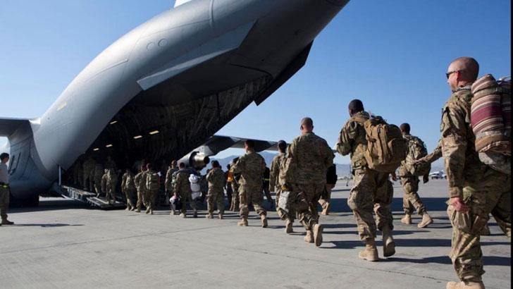 আফগানিস্তান থেকে ইয়েমেনে পাঠানো হল মার্কিন সেনাদের