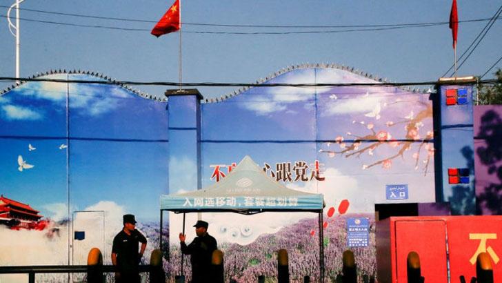 সিনেটে বিল পাশ: উইঘুরদের তৈরি চীনা পণ্য নিষিদ্ধ যুক্তরাষ্ট্রে