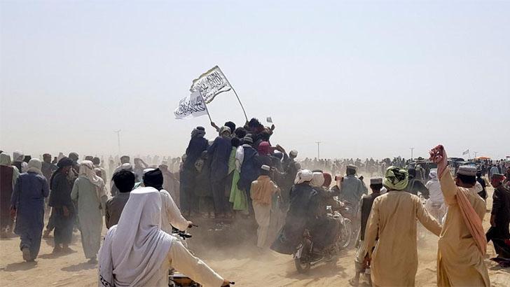 'তালেবানের হয়ে আফগানিস্তানে লড়ছে ১০ হাজার পাকিস্তানি'