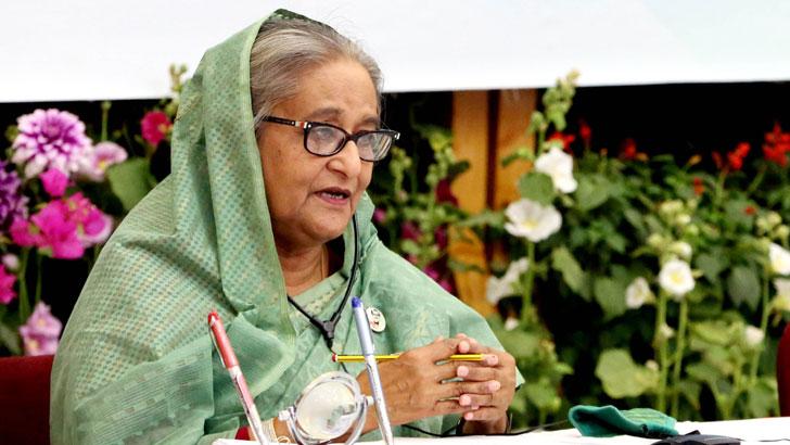 সবাই করোনার টিকা পাবে: প্রধানমন্ত্রী