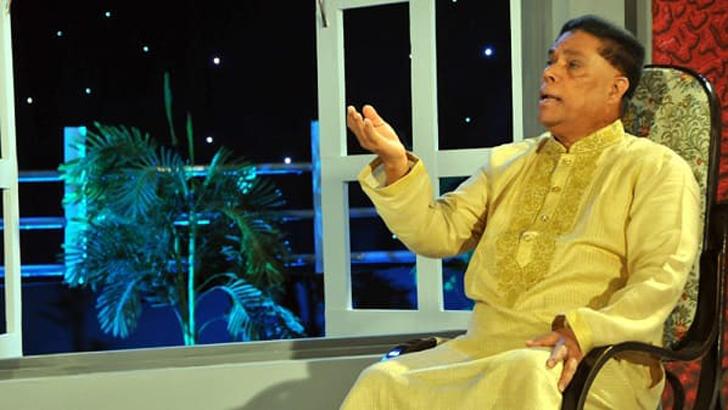 গান শোনাতে আসছেন ড. মাহফুজুর রহমান