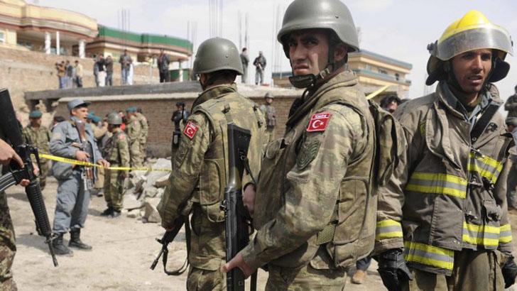 আফগানিস্তানে তুর্কি সেনা উপস্থিতি নিয়ে যা বলল তালেবান
