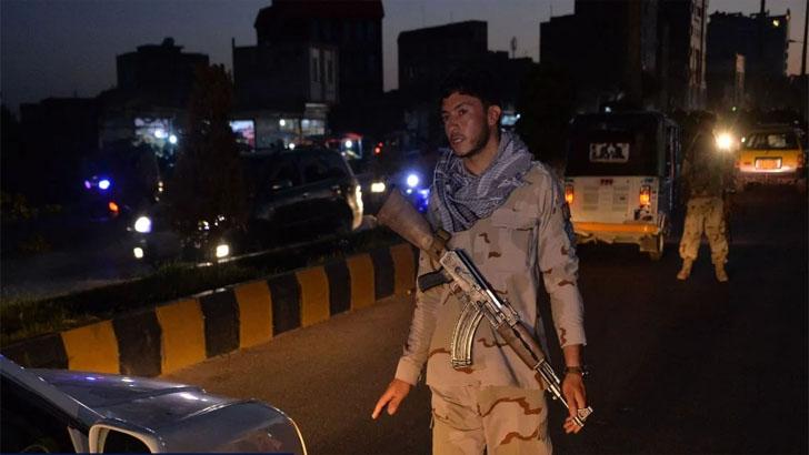 তালেবান ঠেকাতে আফগানিস্তানে নৈশকালীন কারফিউ জারি