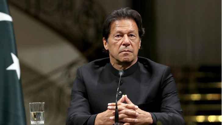 আজাদ কাশ্মীরে সরকার গঠন করছে ইমরান খানের দল