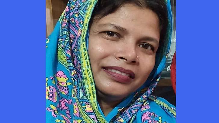 সেলিনা পারভীন শেলী।
