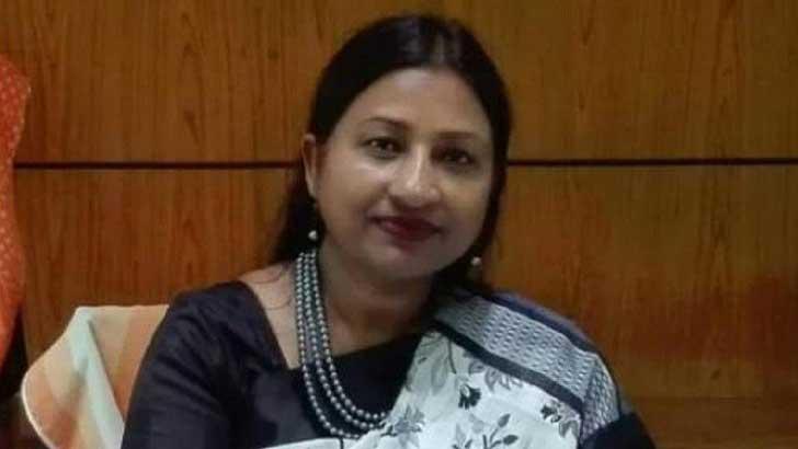 অধ্যাপক কামরুন নাহার। ফাইল ছবি