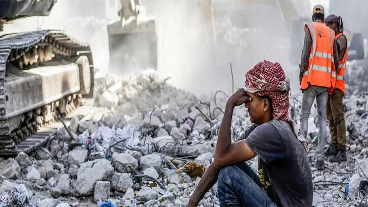 গাজায় যুদ্ধাপরাধ করেছে ইসরাইল: হিউম্যান রাইটস ওয়াচ