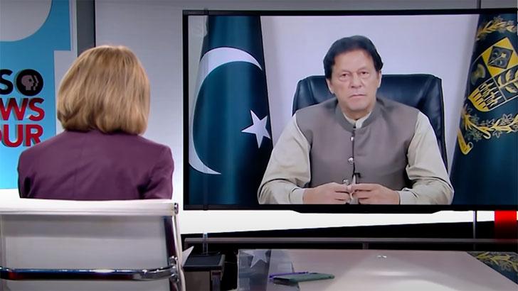 যুক্তরাষ্ট্রই আফগানিস্তান পরিস্থিতি জটিল করেছে: ইমরান খান