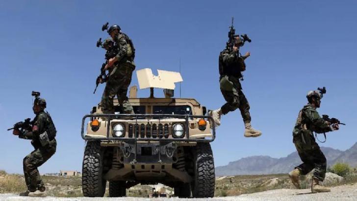 তালেবান-আফগান বাহিনীর মধ্যে ২০ প্রদেশে তীব্র লড়াই