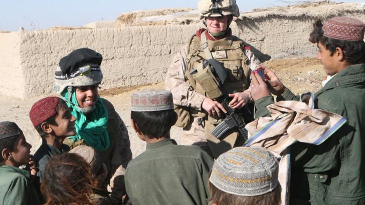 যুক্তরাষ্ট্রের পথে আফগান দোভাষীদের প্রথম দল