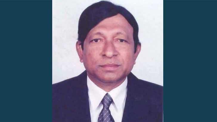 কুমিল্লা-৭ আসনের সংসদ সদস্য ও সাবেক ডেপুটি স্পিকার অধ্যাপক আলী আশরাফ
