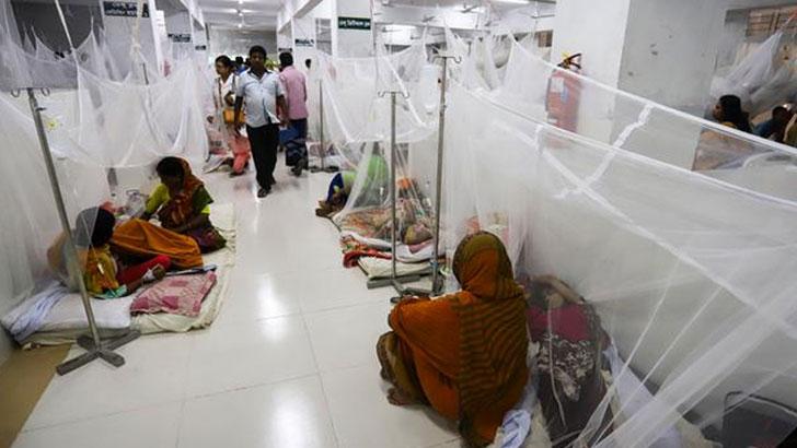 একদিনে আরও ১৭০ জন ডেঙ্গি রোগী হাসপাতালে