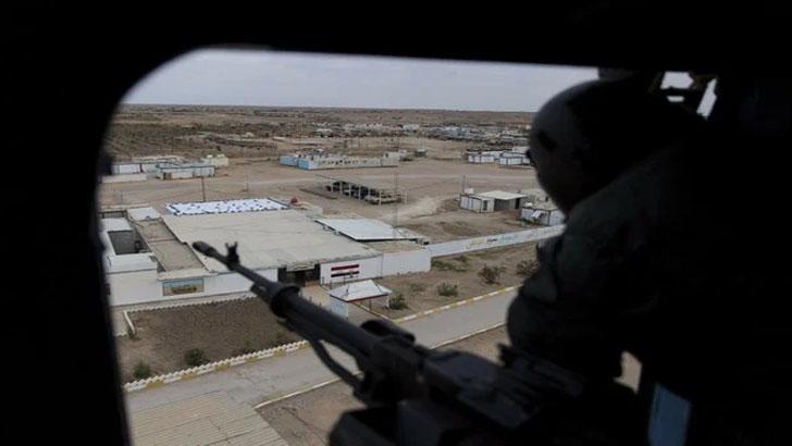মার্কিন জোট ইরাকি বাহিনীকে ৫ বিলিয়ন ডলারের অস্ত্র দিয়েছে