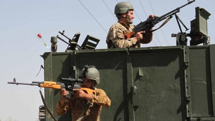 আফগানিস্তানে সেনা অভিযানে ১৩১ তালেবান নিহত