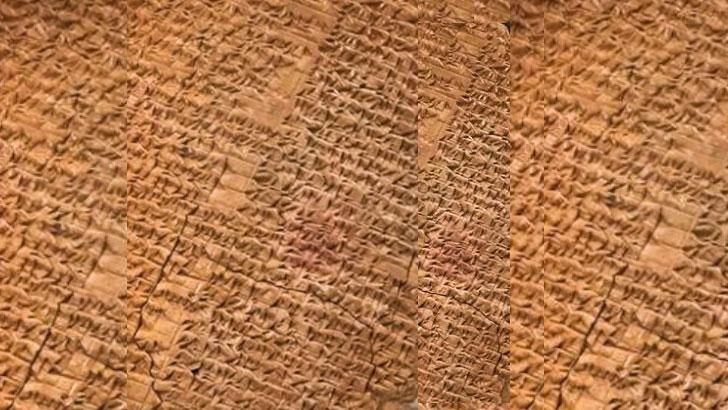 পৃথিবীর প্রথম উপন্যাসের নাম গিলগামেশ, যা মাটির ফলকে  প্রাচীনতম বর্ণমালা কিউনিফর্মে লেখা হয়