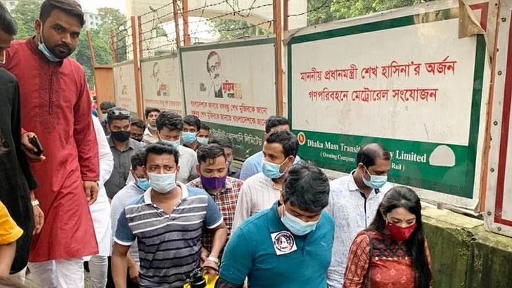 ডেঙ্গি মোকাবিলায় বাংলাদেশ ছাত্রলীগ মাসব্যাপী এডিস মশা নিধনের কর্মসূচি ঘোষণা করেছে
