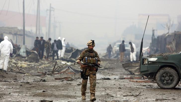 মানবিক সংকটে আফগানিস্তান
