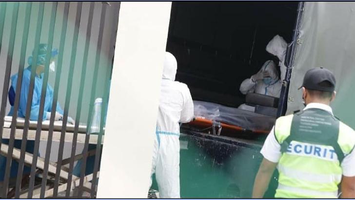 মালয়েশিয়ায় গোলাগুলিতে বিমান বাহিনীর ৪ সদস্য নিহত
