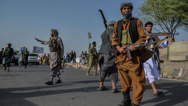 সিরিয়ার মতো পরিণতি হতে যাচ্ছে আফগানিস্তানের