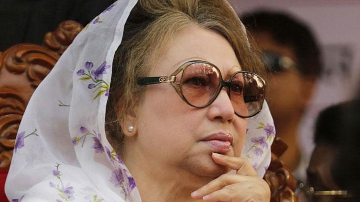 'বিদেশ যেতে হলে আবারও খালেদা জিয়াকে জেলে যেতে হবে'