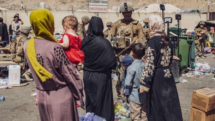 আফগানিস্তানের সার্বিক উন্নয়ন থমকে আছে যুদ্ধ, হত্যা, এলাকা দখল ও ওয়ারলর্ডদের ব্যক্তিগত স্বার্থ রক্ষার ফলে। ছবি: এএফপি