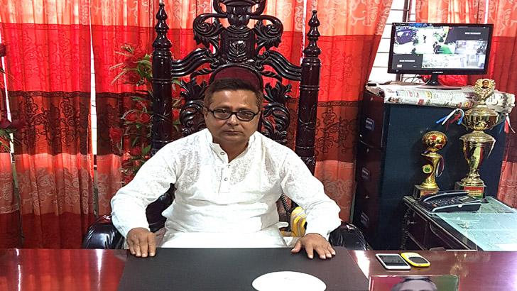 কেশবপুর পৌরসভার মেয়র মো. রফিকুল ইসলাম