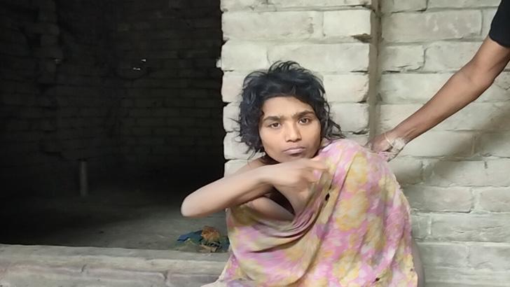 ৭ বছর ধরে শিকলবন্দি ময়না