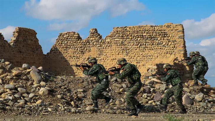 আফগানিস্তানে সেনা পাঠাবে চীন?