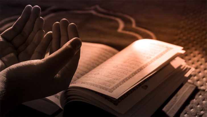 জুমার দিনের দরূদ পাঠ মহানবীর কাছে পেশ করা হয়